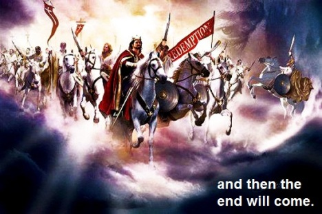 Matthew 24 14b